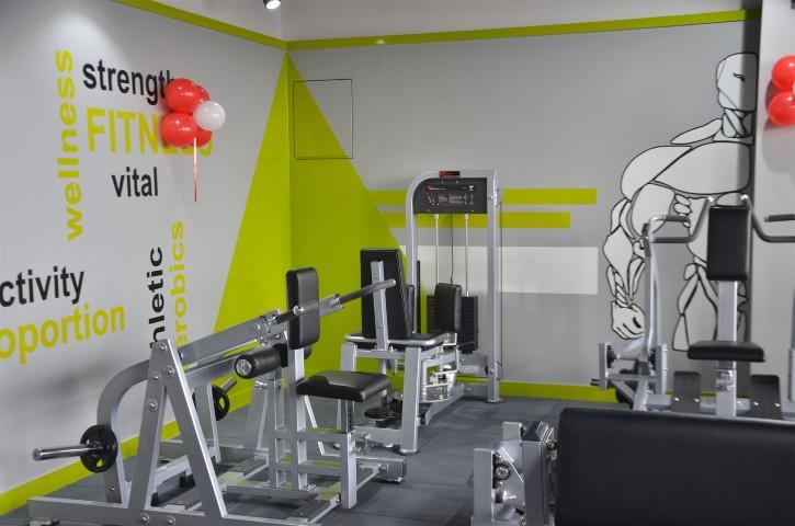 Actor Sarathkumar Inaugurated Flux Fitness Studio (1)