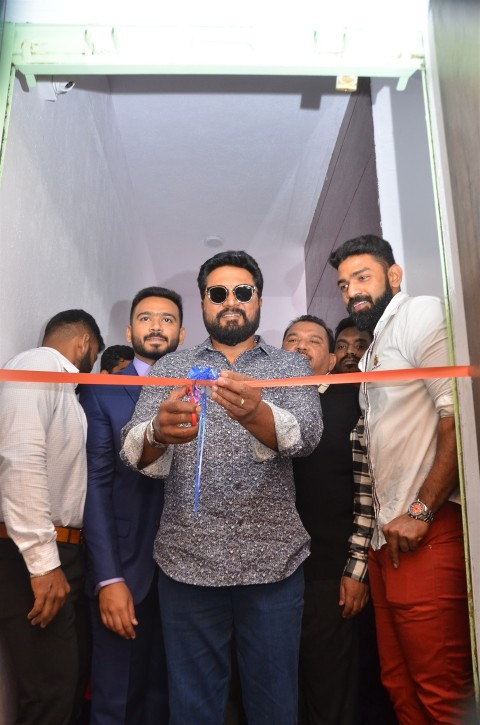 Actor Sarathkumar Inaugurated Flux Fitness Studio (3)