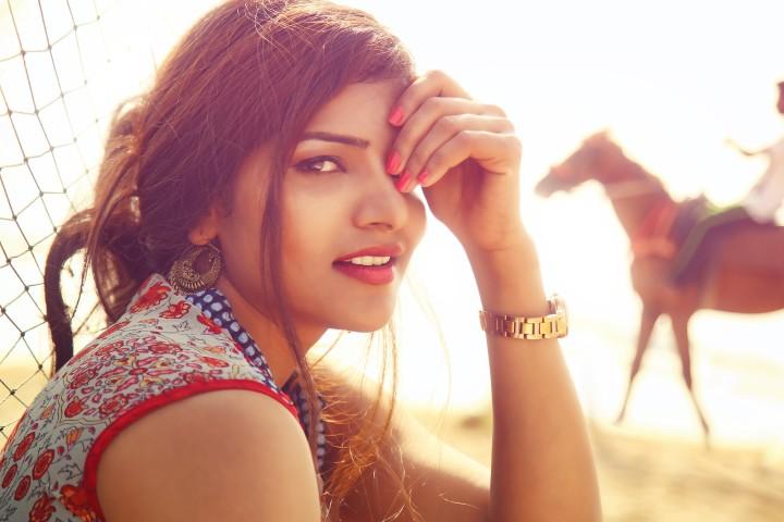 Actress Anju Kriti Photoshoot Images (3)