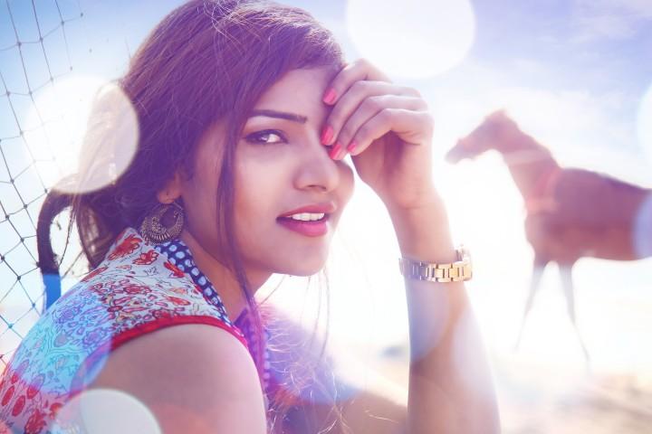 Actress Anju Kriti Photoshoot Images (4)
