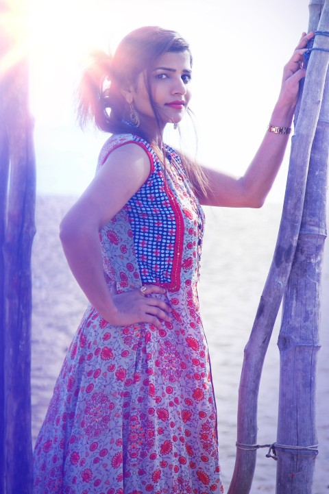 Actress Anju Kriti Photoshoot Images (6)