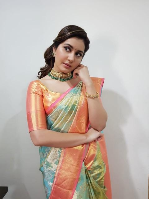 Actress RAASHI KHANNA latest stills (5)