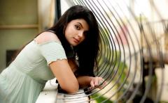 Actress Tejashree Jadhav Photoshoot Images (1)