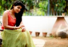 Actress Tejashree Jadhav Photoshoot Images (16)