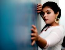 Actress Tejashree Jadhav Photoshoot Images (9)