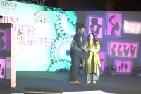 Actor R PARTHIBAN at FEMINA SUPER DAUGHTERS AWARDS 2017