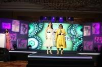 Tamannaah Bhatia with Rajni Bhatia (R) at FEMINA SUPER DAUGHTERS AWARDS 2017
