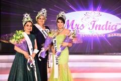Classic Mrs.India Winner Radhika Tejpal, Super Classic Mrs.India Winner Mrs.Jyothi Dogra and Classic Mrs.India Winner Ms.Kajol Bhatia 1