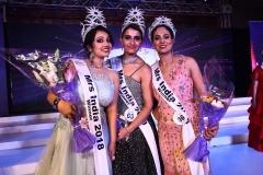 Mrs.India 2018 Winners - Ms.Avantika, Ms.Ujala, Dr.Anupama 1