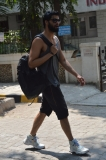 Karan Kapadia spotted outside his gym in Juhu (1)