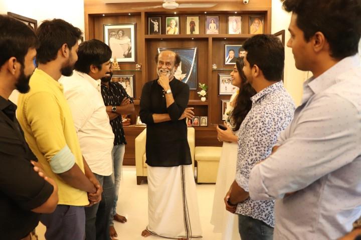 Mercury Team Met Superstar Rajinikanth (6)