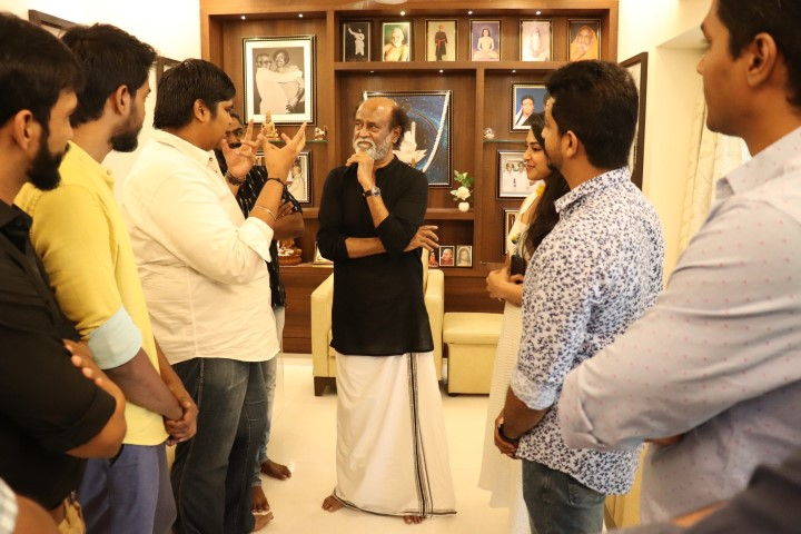 Mercury Team Met Superstar Rajinikanth (7)