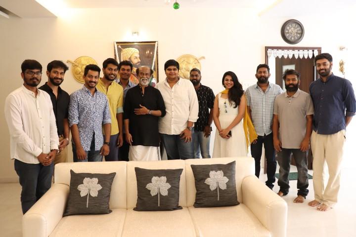 Mercury Team Met Superstar Rajinikanth (8)