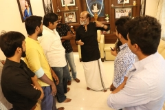 Mercury Team Met Superstar Rajinikanth (4)