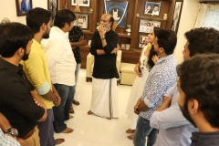 Mercury Team Met Superstar Rajinikanth (5)