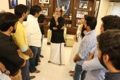 Mercury Team Met Superstar Rajinikanth (5)