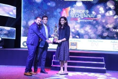 Award Category - Social Service Emerging - Kirthi Jayakumar