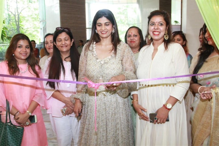 Style Bazaar Exhibition inauguration at Hyatt Regency (1)