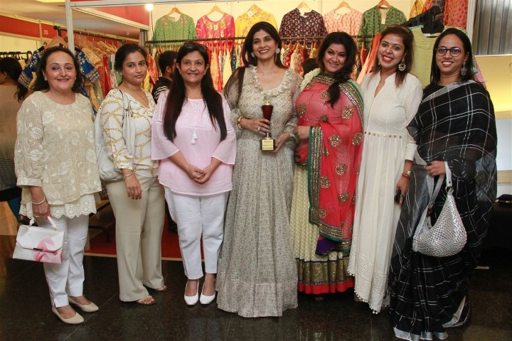Style Bazaar Exhibition inauguration at Hyatt Regency (16)
