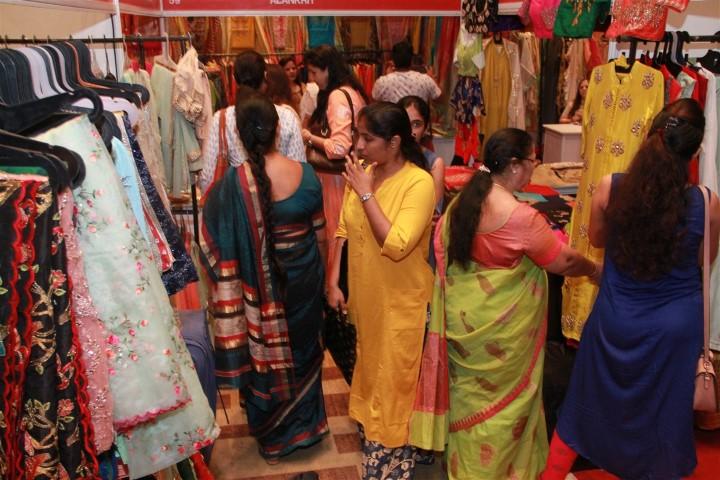 Style Bazaar Exhibition inauguration at Hyatt Regency (4)