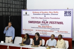 Swedish Film Festival Inauguration Photos (1)