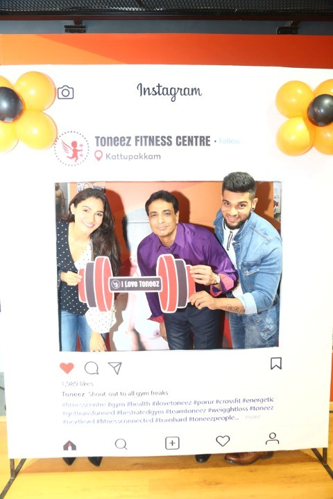 TONEEZ FITNESS CENTRE LAUNCH (1)