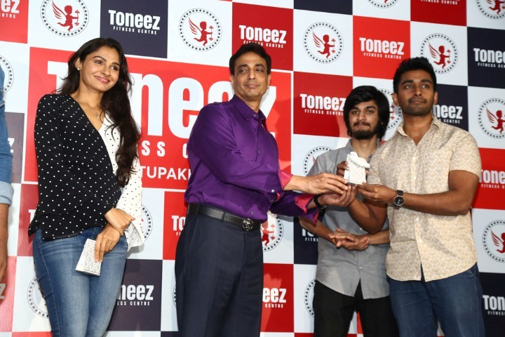 TONEEZ FITNESS CENTRE LAUNCH (10)