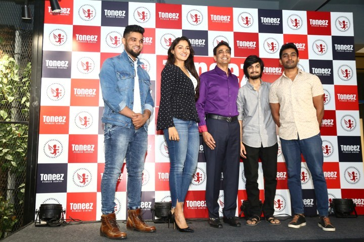TONEEZ FITNESS CENTRE LAUNCH (12)