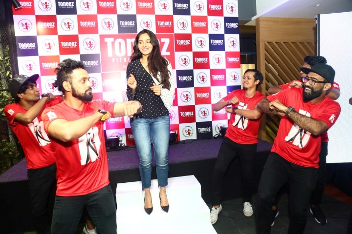 TONEEZ FITNESS CENTRE LAUNCH (4)
