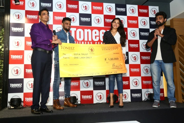 TONEEZ FITNESS CENTRE LAUNCH (7)