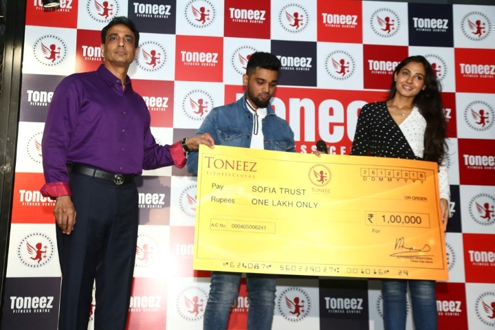 TONEEZ FITNESS CENTRE LAUNCH (8)