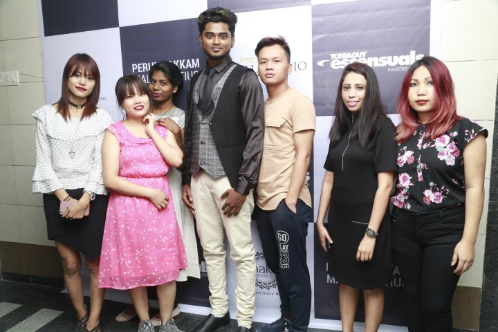 Toni & Guy Essensuals launch Perumbakkam (1)