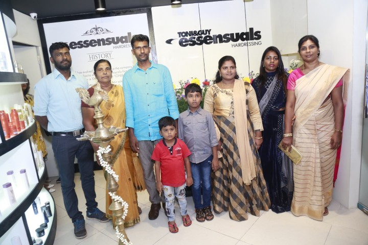 Toni & Guy Essensuals launch Perumbakkam (11)