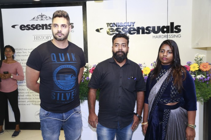 Toni & Guy Essensuals launch Perumbakkam (12)