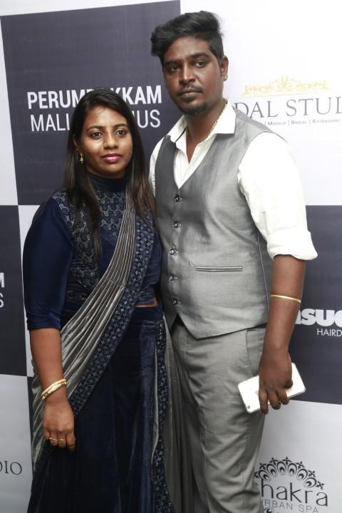 Toni & Guy Essensuals launch Perumbakkam (13)