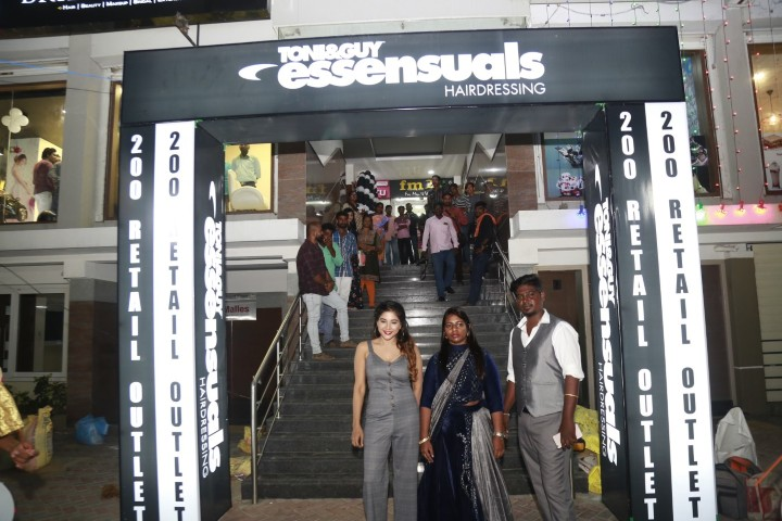 Toni & Guy Essensuals launch Perumbakkam (14)