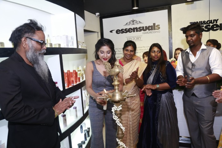 Toni & Guy Essensuals launch Perumbakkam (15)