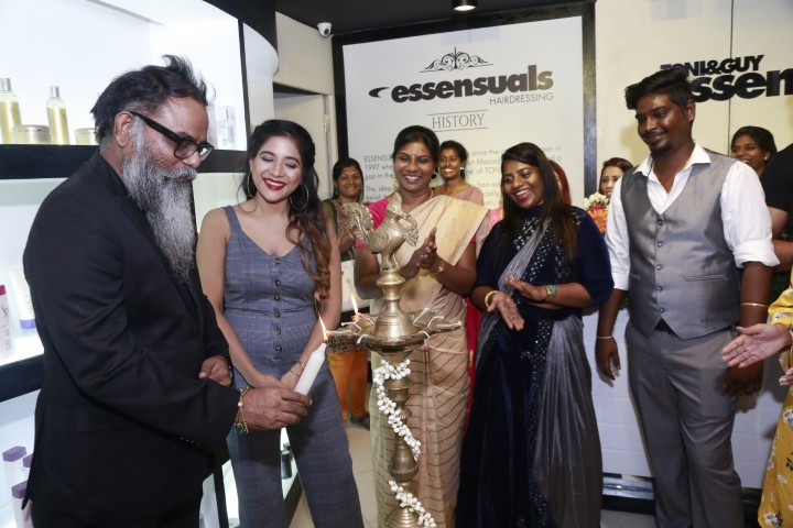Toni & Guy Essensuals launch Perumbakkam (16)