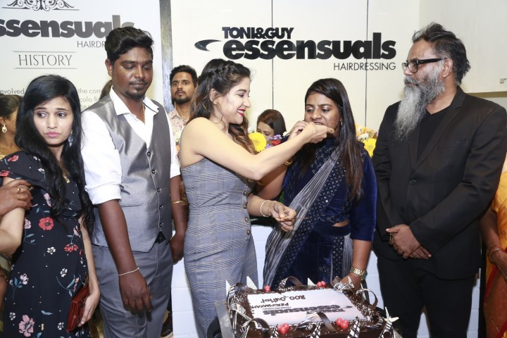 Toni & Guy Essensuals launch Perumbakkam (20)