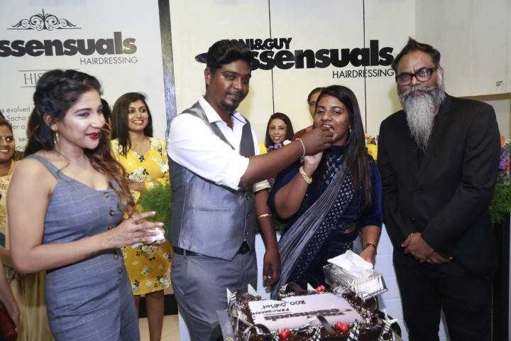 Toni & Guy Essensuals launch Perumbakkam (21)