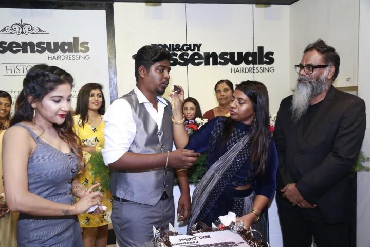 Toni & Guy Essensuals launch Perumbakkam (22)