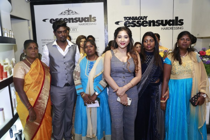 Toni & Guy Essensuals launch Perumbakkam (23)