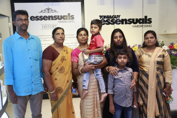 Toni & Guy Essensuals launch Perumbakkam (30)