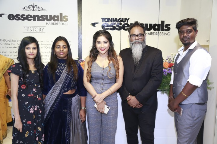 Toni & Guy Essensuals launch Perumbakkam (31)