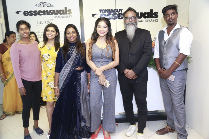 Toni & Guy Essensuals launch Perumbakkam (32)