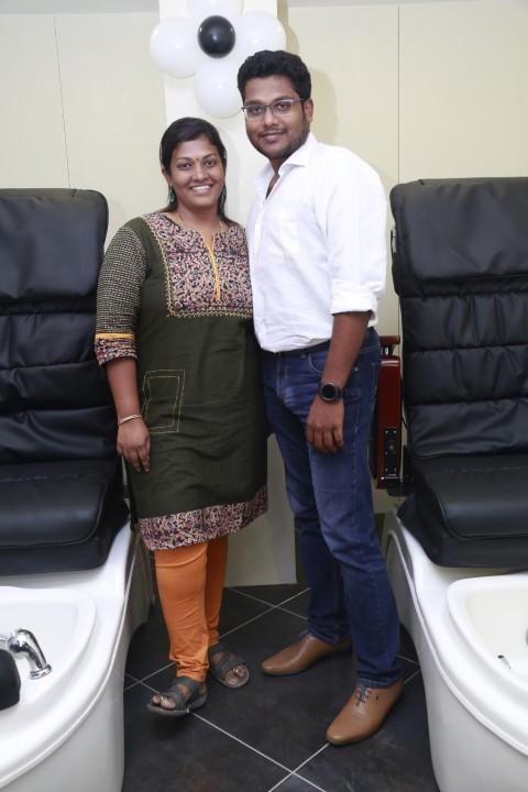 Toni & Guy Essensuals launch Perumbakkam (33)