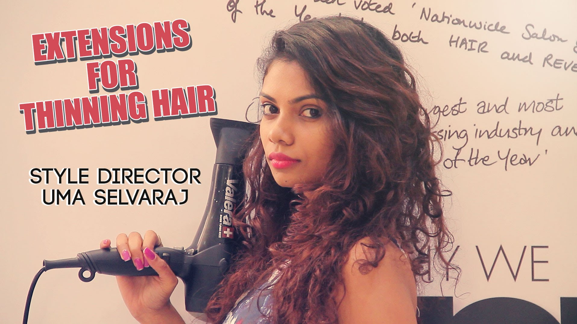 Extensions For Thinning Hair By Uma Selvaraj Style Director Toni