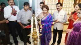 Actres Revathy Lighting the Kuthuvilaku