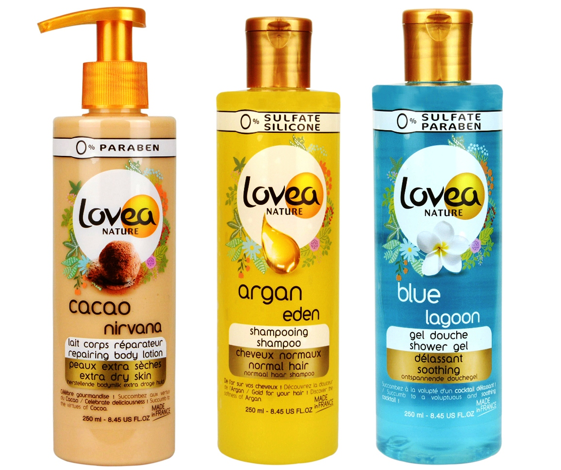 Lovea Nature Shampoo Review