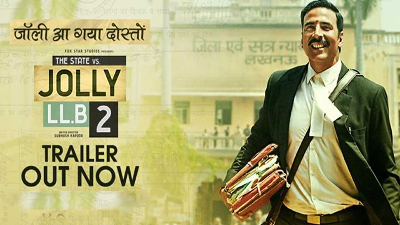 JOLLY LLB 2 MOVIE REVIEW - Cinemaplusnews